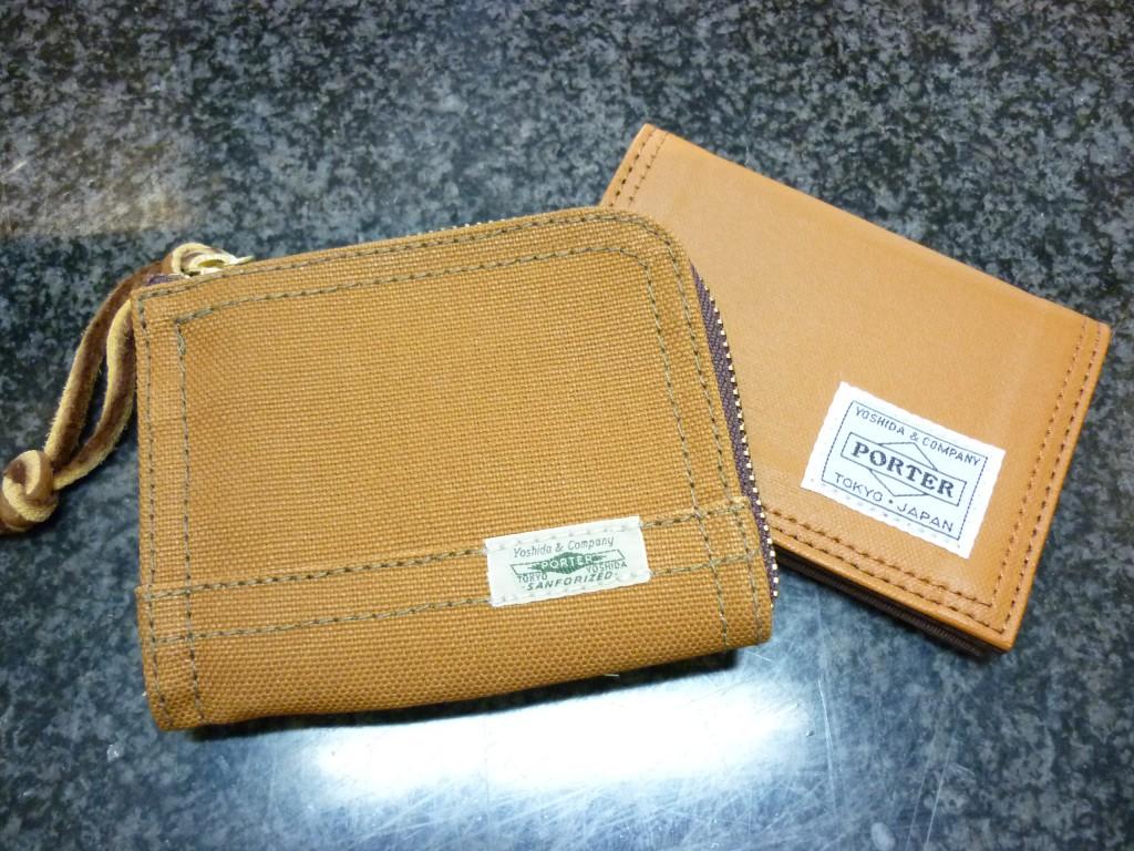 吉田かばんポーター財布