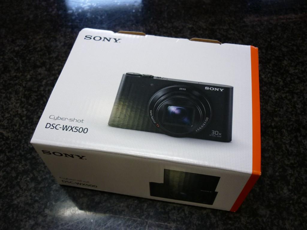 ソニーサイバーショットDSC-WX500