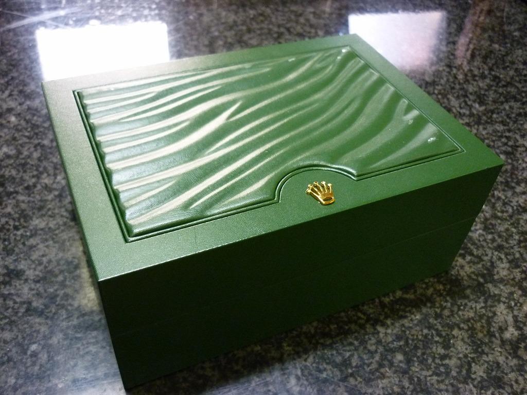 ロレックス新型箱
