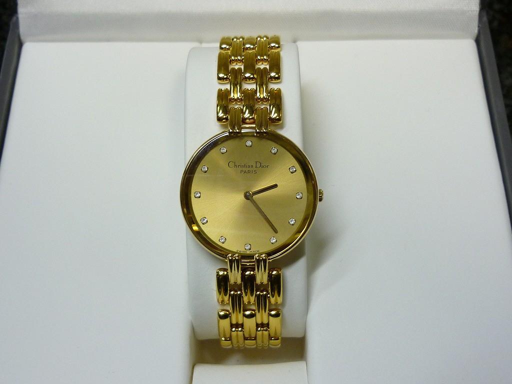 C.ディオール腕時計買取寝屋川まるぜん