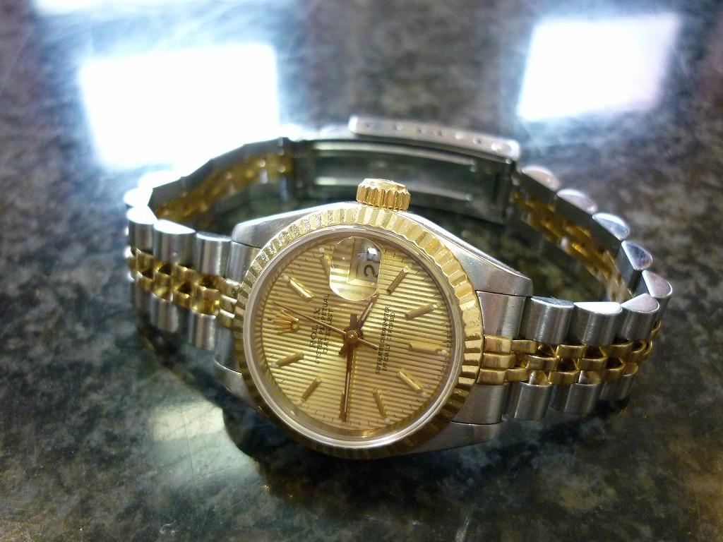 ロレックス69173レディース腕時計買取寝屋川まるぜん