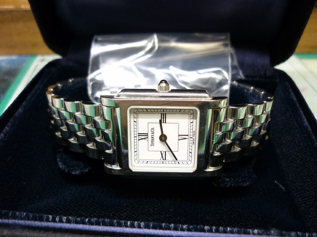 ティファニーレディース腕時計買取寝屋川まるぜん