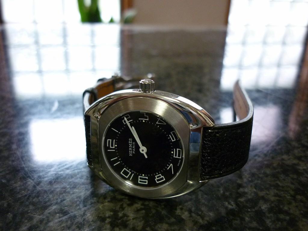 エルメス腕時計エスパス買取寝屋川質屋まるぜん