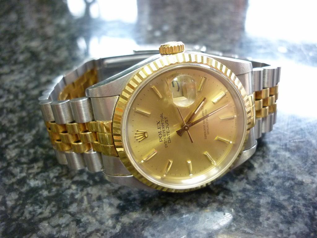 ロレックス腕時計買取寝屋川質屋まるぜん