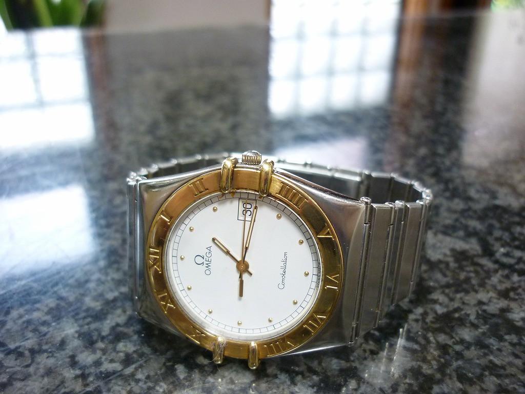 オメガ腕時計買取寝屋川市質屋まるぜん