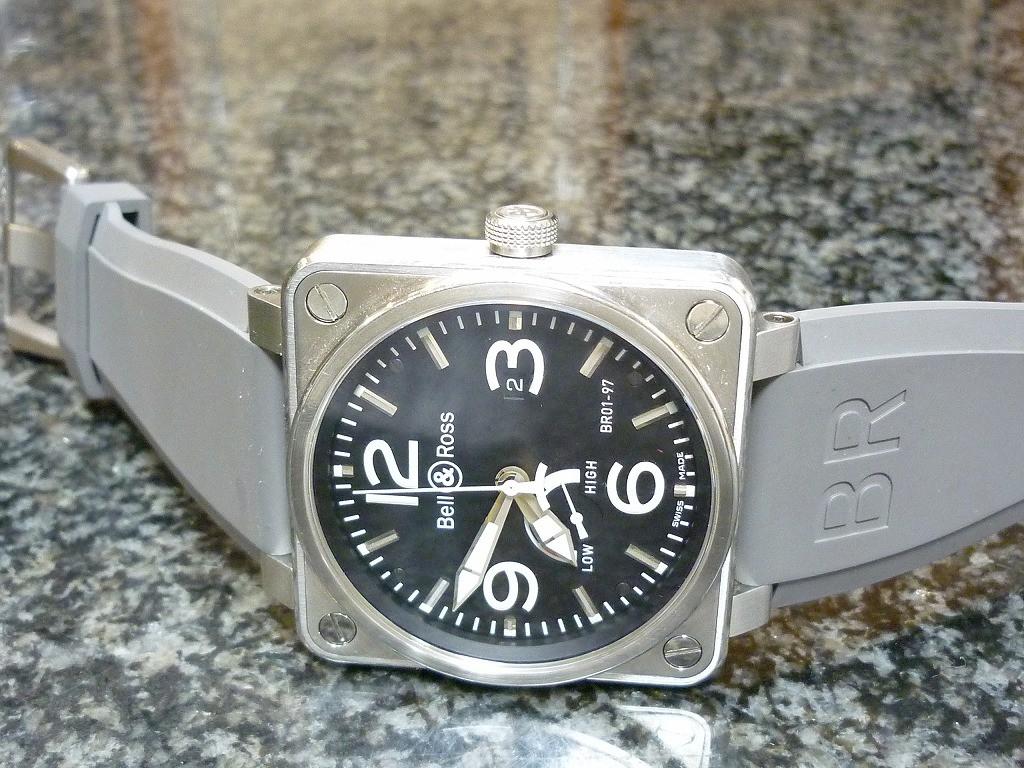 ベル&ロス時計買取大阪寝屋川質屋まるぜん