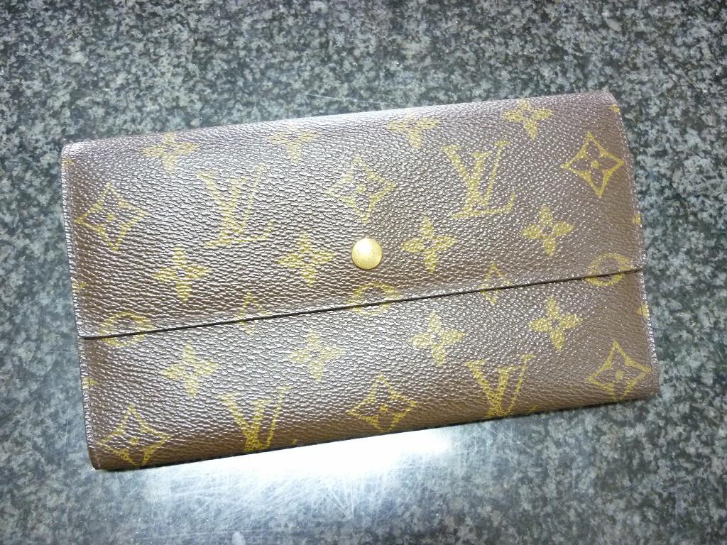 ルイヴィトン財布買取大阪寝屋川質屋まるぜん