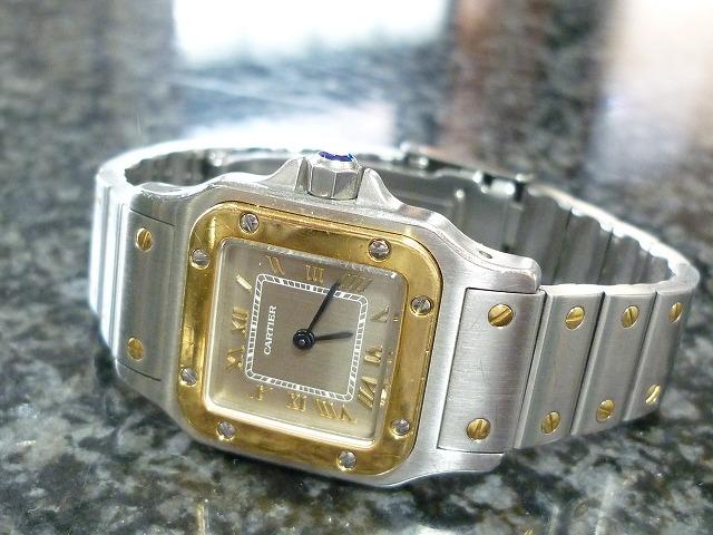 カルティエ腕時計買取大阪寝屋川質屋まるぜん