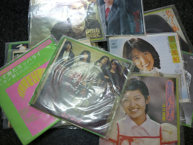 レコード買取大阪寝屋川質屋まるぜん