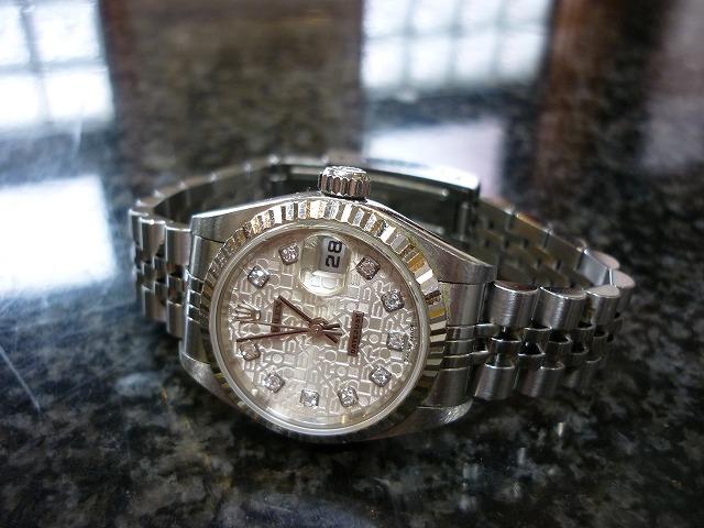 ロレックス腕時計買取大阪寝屋川質屋まるぜん