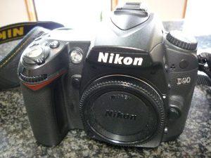 NikonD90大阪寝屋川質屋まるぜん