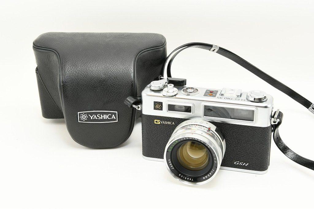 ヤシカエレクトロ35カメラ買取大阪寝屋川質屋まるぜん