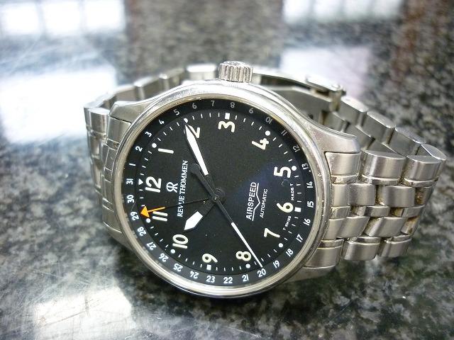レビュートーメン腕時計買取大阪寝屋川質屋まるぜん
