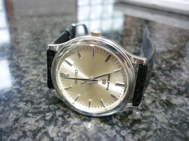 セイコーGS腕時計買取大阪寝屋川質屋まるぜん