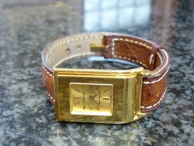 ティファニー腕時計買取大阪寝屋川質屋まるぜん