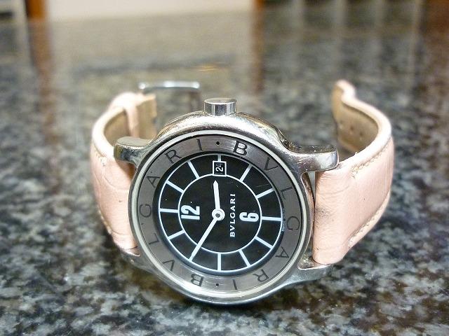 ブルガリ腕時計買取大阪寝屋川質屋まるぜん